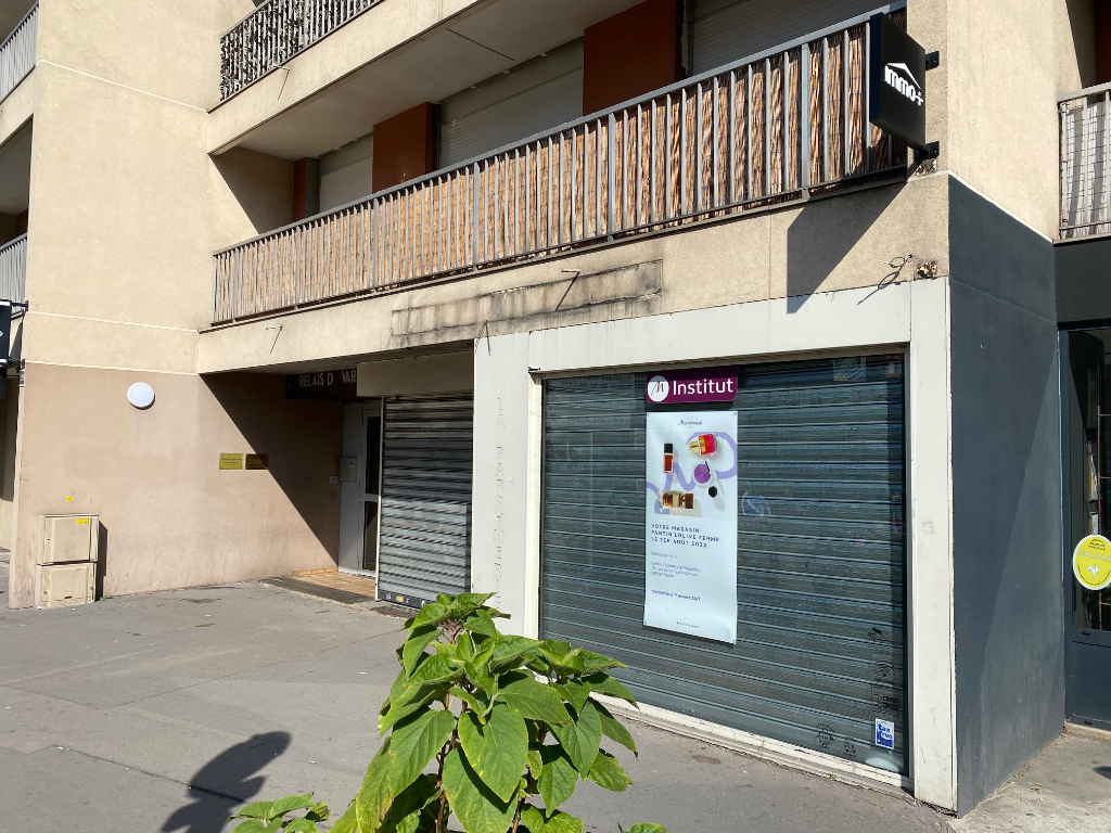 Local commercial Pantin 75 m2 - Avenue Jean LOLIVE